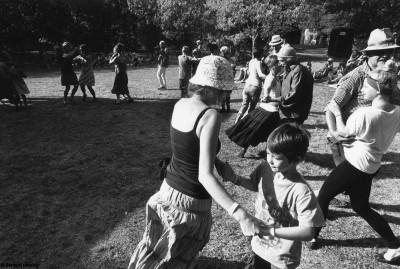 Festival les Joutes musicales, Correns, 2014 © Bernard Lesaing