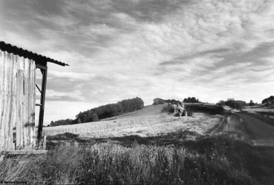 Le Biterney, Saint Martin en Haut, 2014, Bernard Lesaing