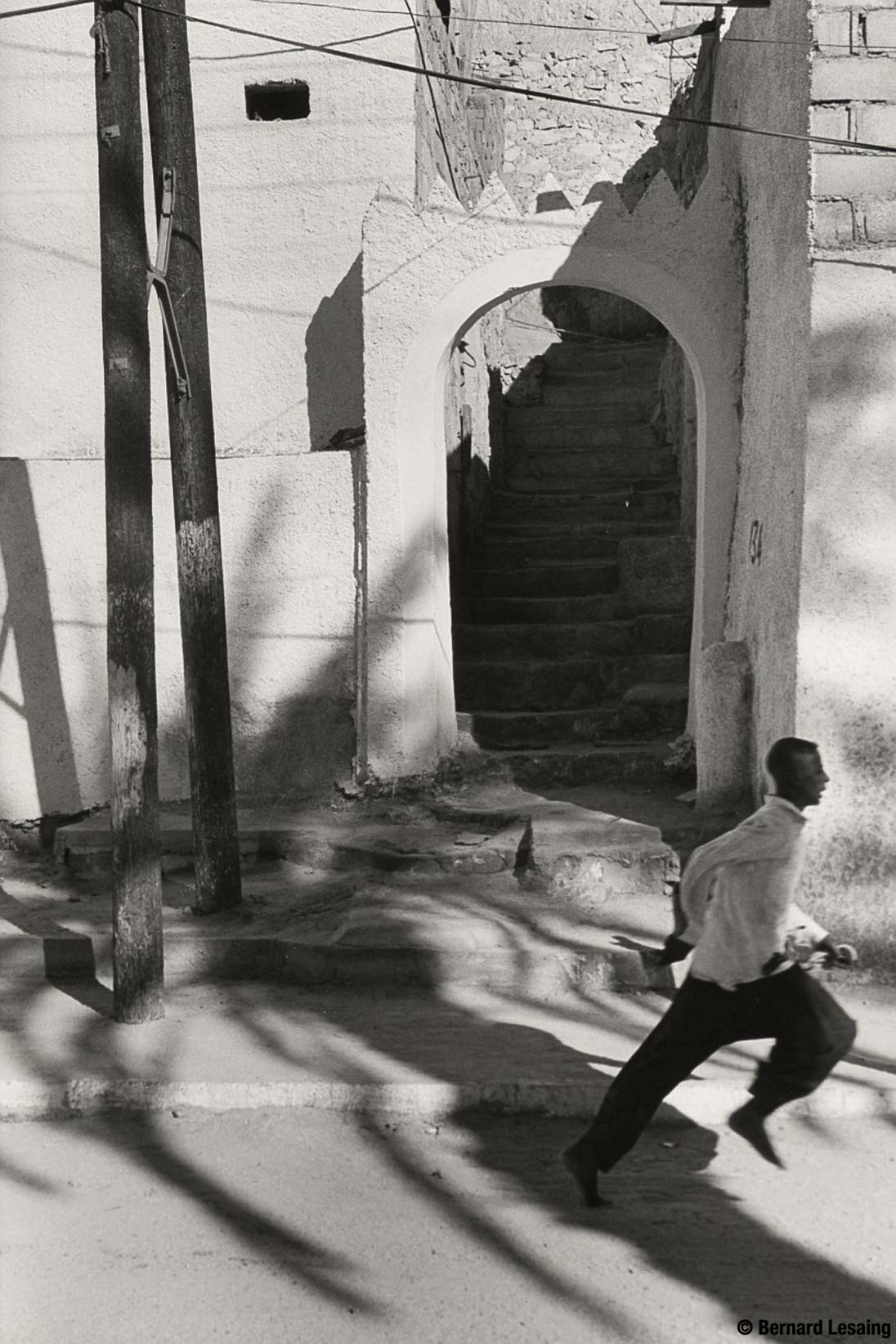 Djanet, Algérie, 2004 © Bernard Lesaing