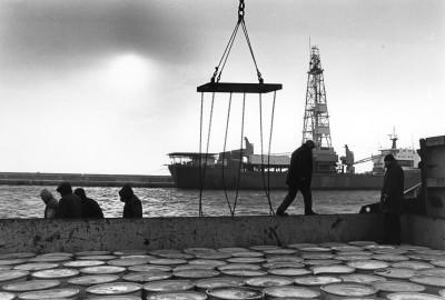 Les dockers, Marseille