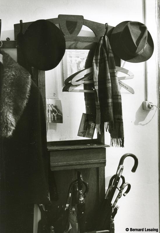 Wohnung/flat/appartement de Philip Arp, 1987