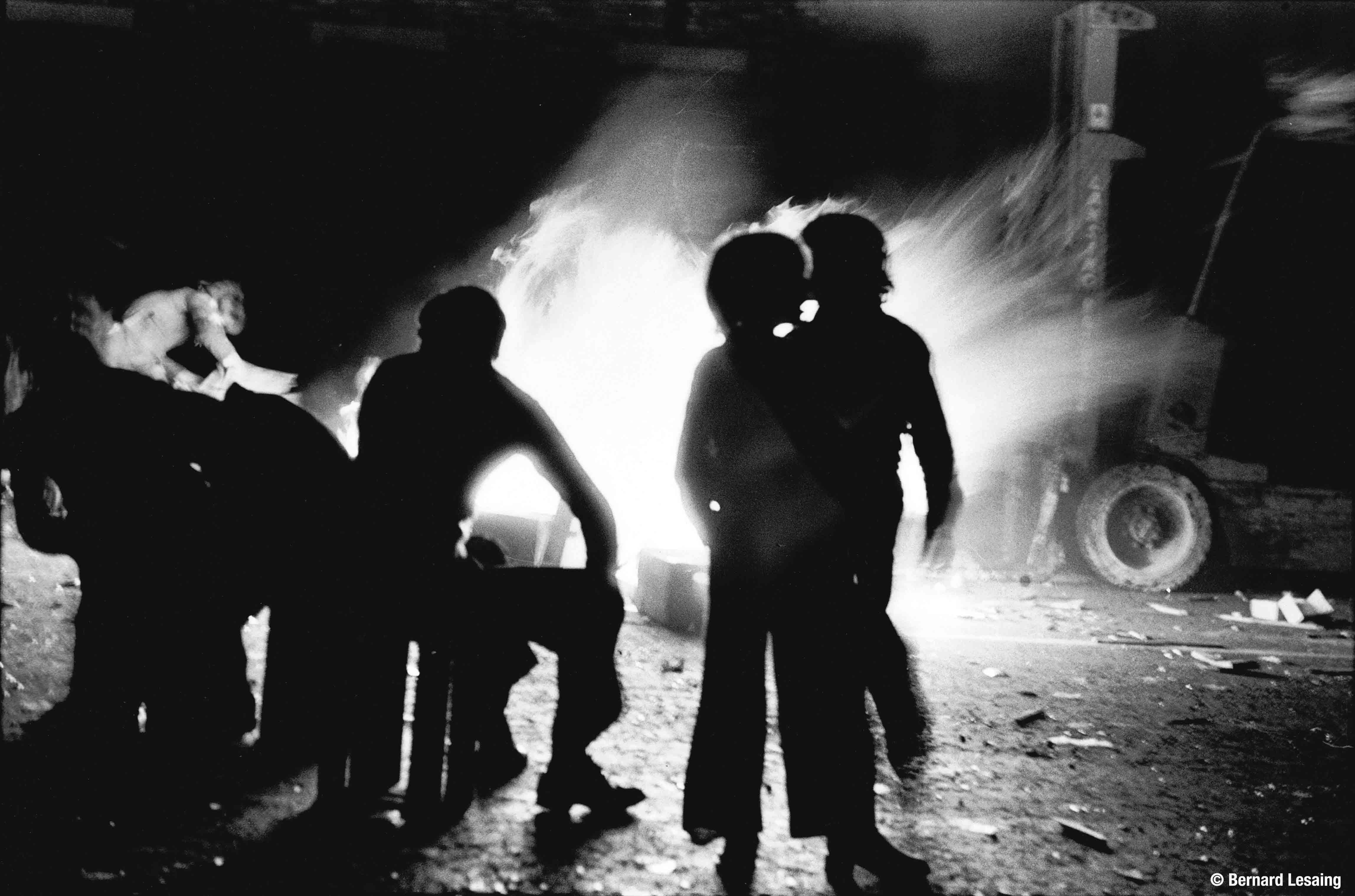 Belfast, 1977, BLesaing