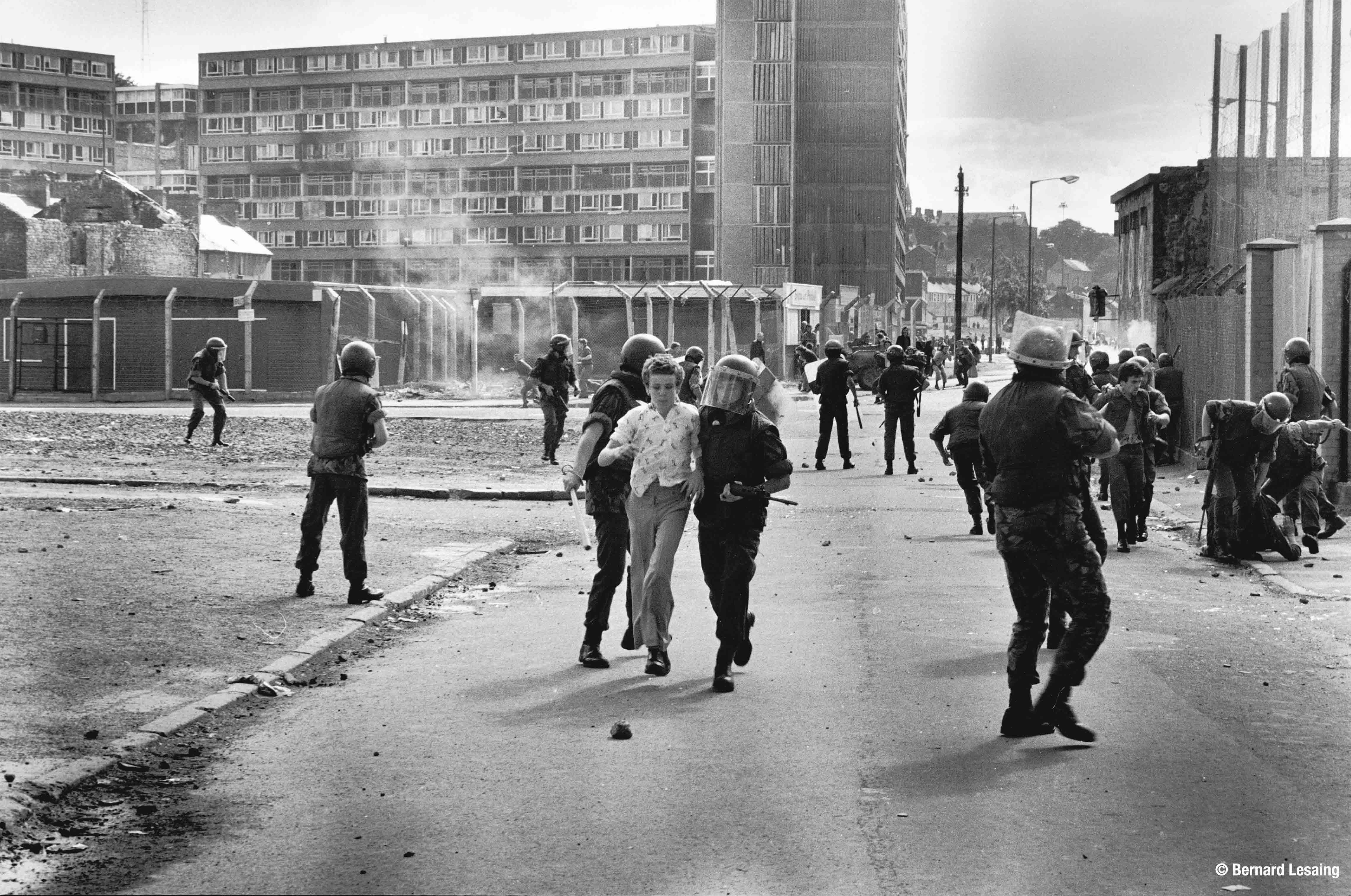 Derry, 1977, BLesaing