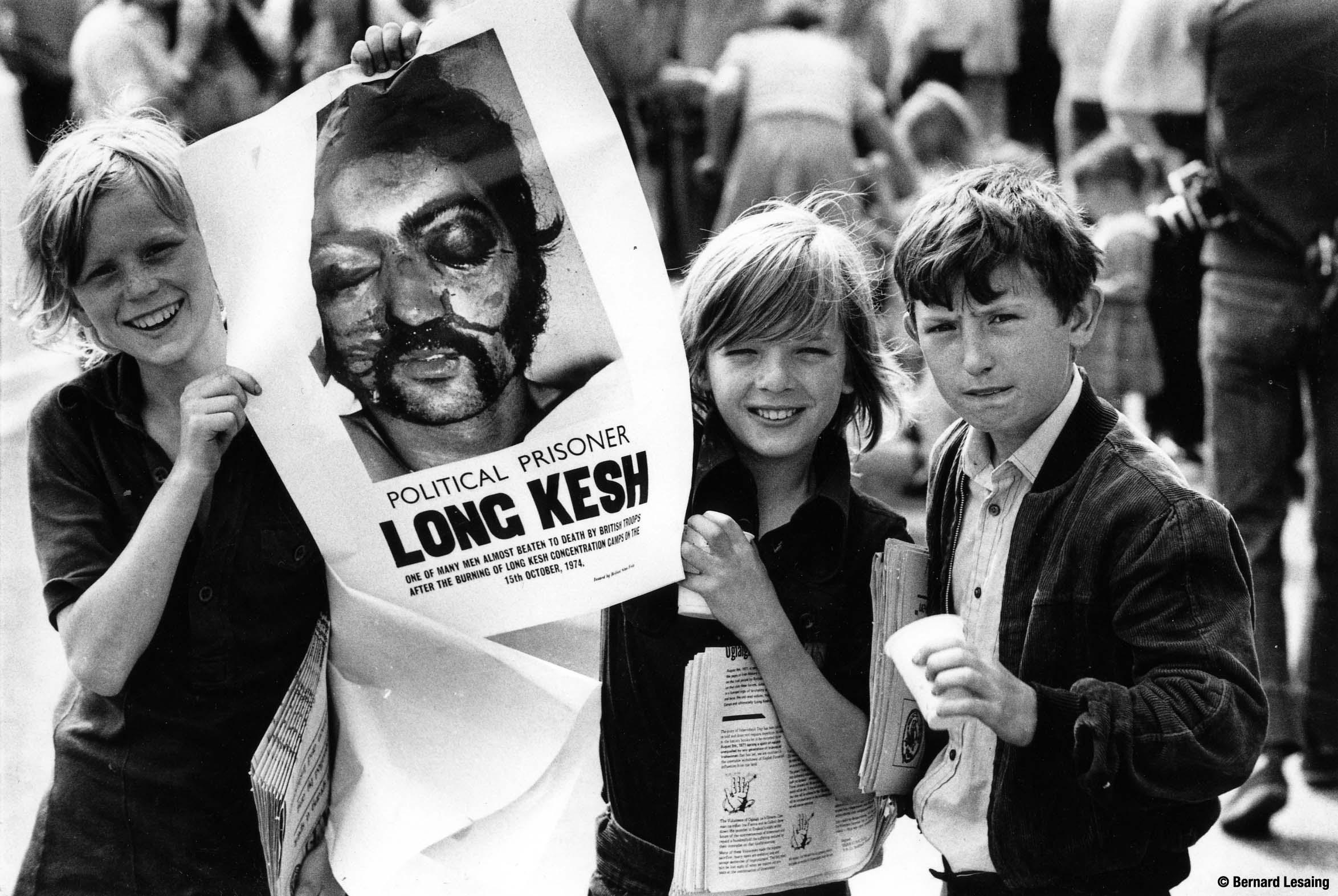 Belfast, 1976, BLesaing