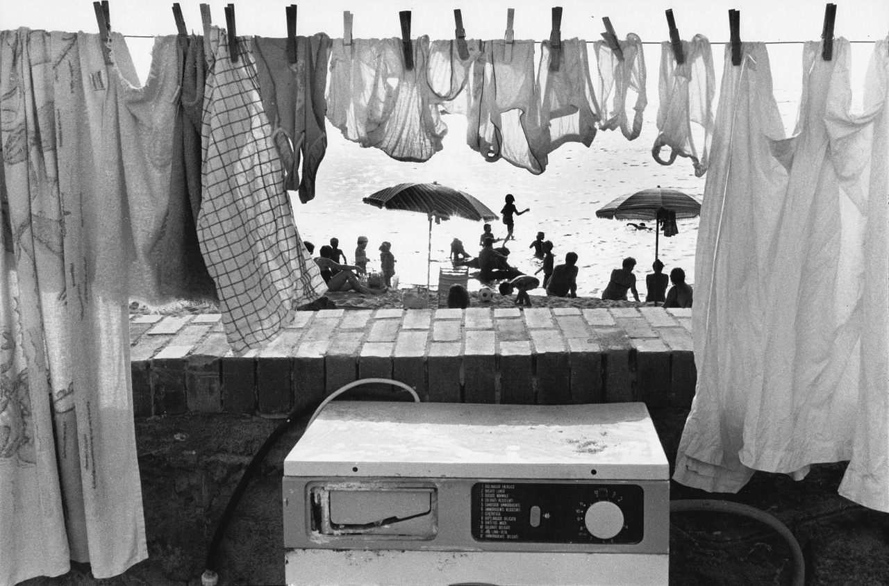 Chiaia, Ischia, 1990-92 © Bernard Lesaing