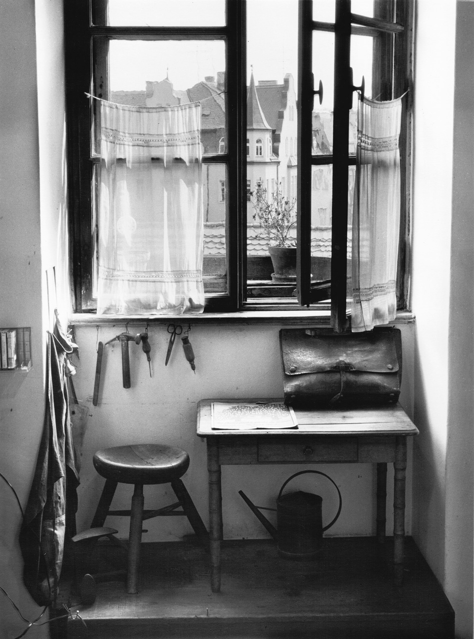 Wohnung/flat/appartement Philip Arp, 1987