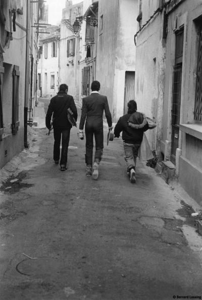 Arles, 2008 © Bernard Lesaing