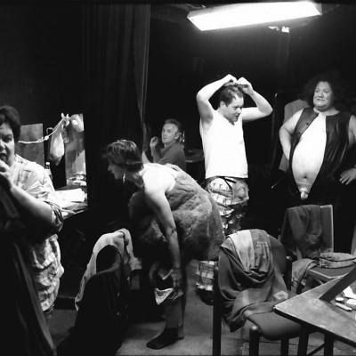 Les théâtres de Munich, Schauspiel für den Augenblick