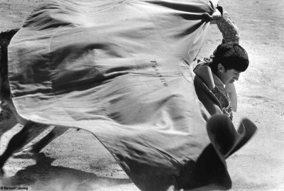 Arènes d'Arles, 2007 © Bernard Lesaing