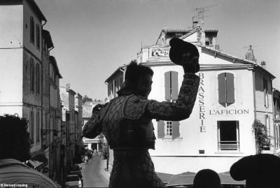 Arènes d'Arles, 2009 © Bernard Lesaing