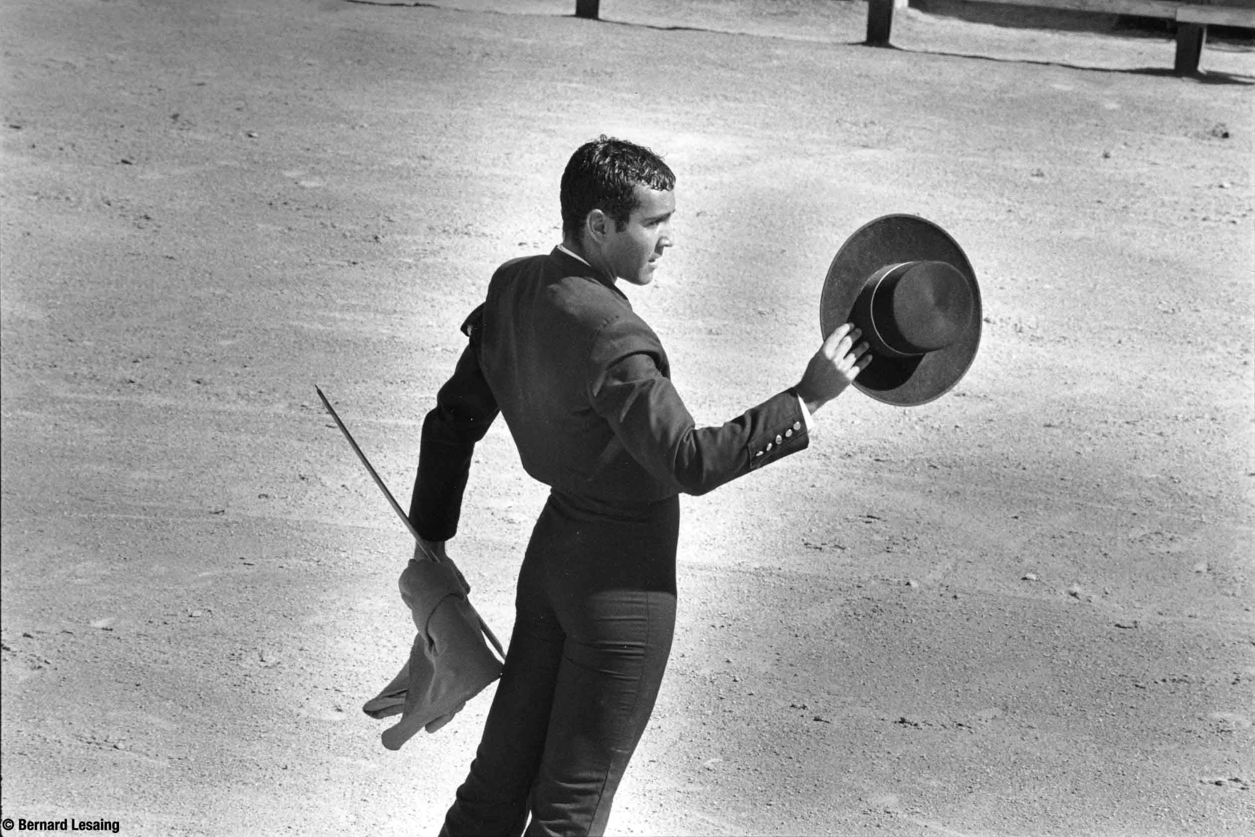 Arènes de Sonnailler, Arles, 2009 © Bernard Lesaing