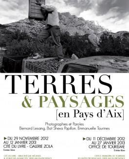 Tout sur : Terres & Paysages, en Pays d'Aix