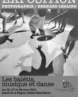 Les Balètis, Babel Med Musique 2015