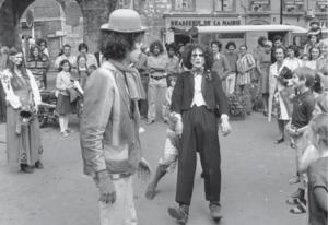 Les Saltimbanques - 1976